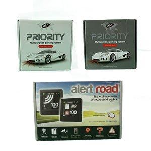 Alert Road + Antilaser Priority 1 Sender
